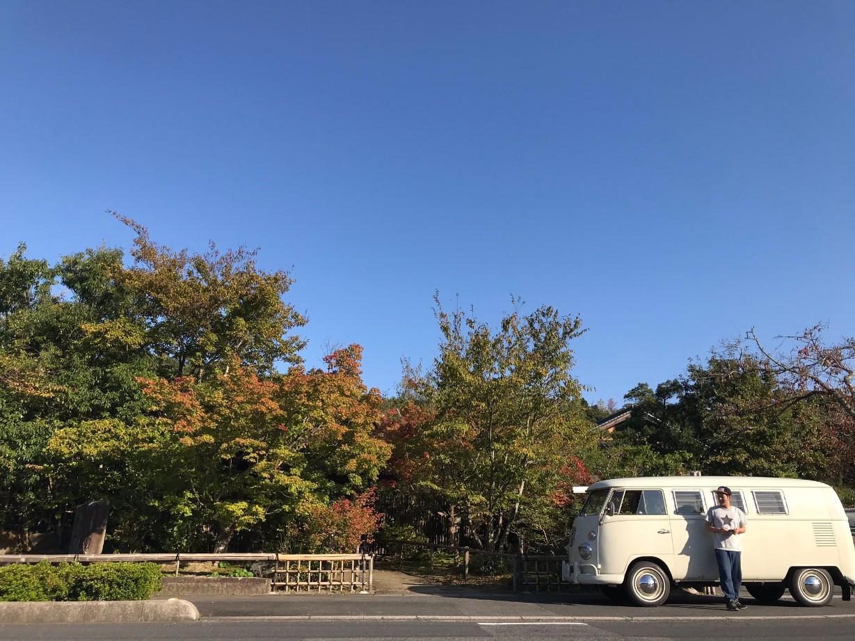 ワーゲンバス VW Type2を買いました。日本一周の旅に出ます!